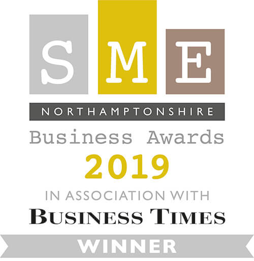 SME Northants Business Award 2019_Winner