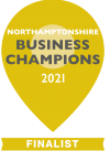 Northamptonshire Business Champions 2021 Finalist