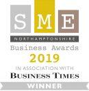 SME Northants Business Award 2019_Winner